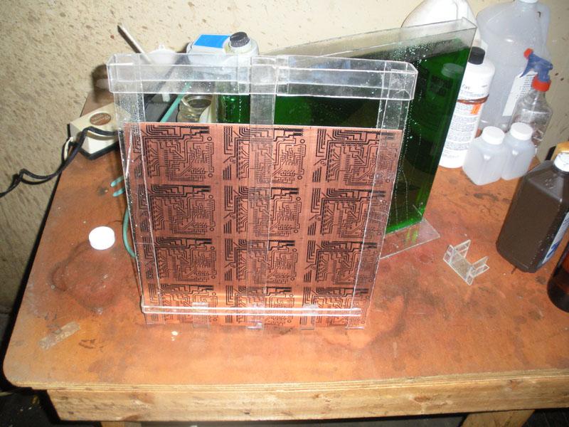 Chromation Systems Diy Etch Tank